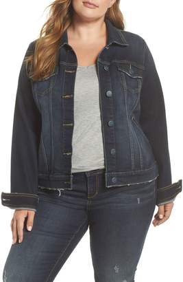 SLINK Jeans Stretch Denim Jacket