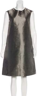 Marni Silk & Wool-Blend Dress w/ Tags