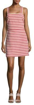 Design Lab Lord & Taylor Striped Sheath Dress $88 thestylecure.com