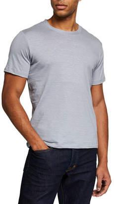 Neiman Marcus Men's Short Sleeve Solid T-Shirt