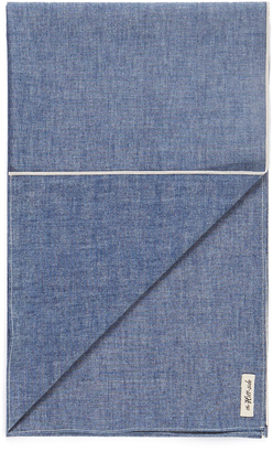 The Hill-Side Selvedge Scarf $90 thestylecure.com