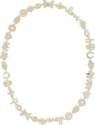 Sydney Evan 15 Year Anniversary Charm Necklace