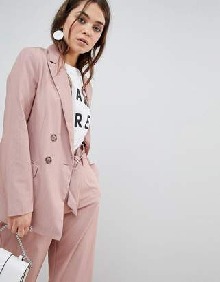 New Look Double Breasted Blazer