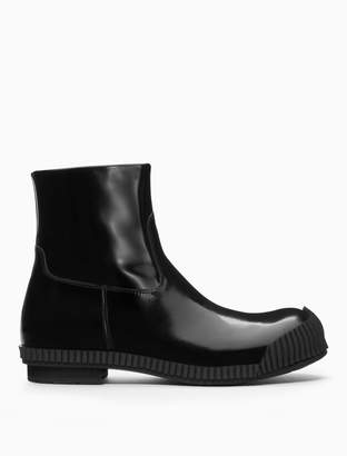Calvin Klein fireman ankle boot in calf leather