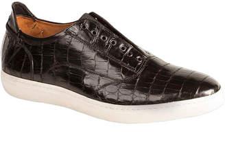 Mezlan Emmanuel Crocodile Leather Sneaker