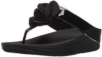 FitFlop Womens Florrie Toe-Thong Sandal