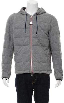 Moncler Quilted Lefort Giubbotto Jacket
