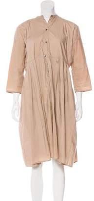 Sofie D'hoore Long Sleeve Knee-Length Dress