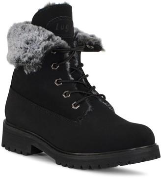 Lugz Convoy Fold Fur Women's Boots