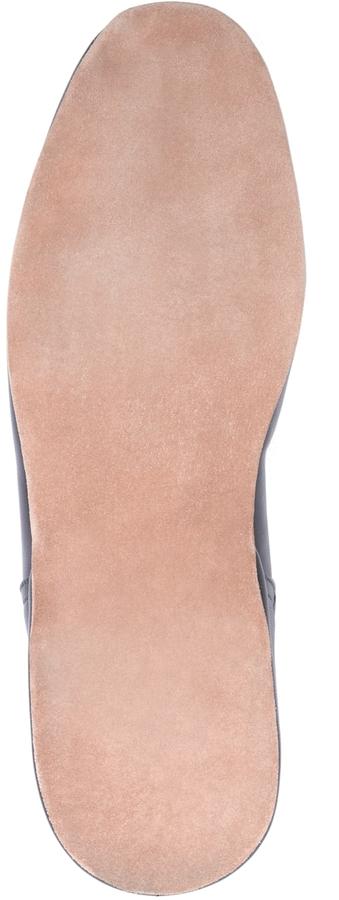 Brooks Brothers Nappa Full Slippers