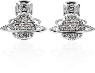 Vivienne Westwood Tamia Earrings-Silver