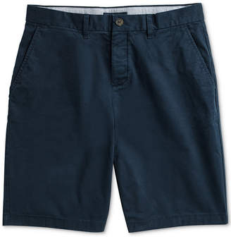 "Tommy Hilfiger Men 10"" Classic-Fit Stretch Adaptive Chino Shorts"