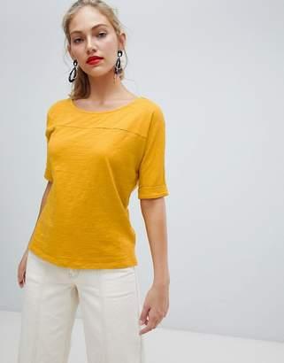 Esprit flute sleeve t-shirt