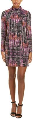 Nanette Lepore Space Funk Sheath Dress