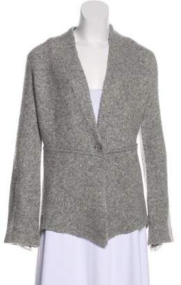360 Cashmere Oversize Knit Jacket