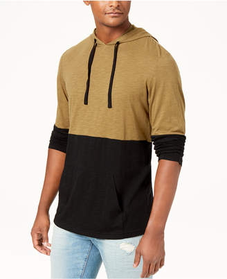 American Rag Men's Colorblocked Sweatshirt, Created for Macy's