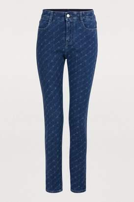 Stella McCartney Stella Mc Cartney Hight-waisted jeans