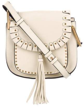 Chloé Hudson Leather Saddle Bag