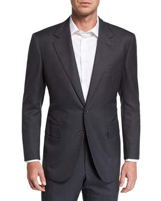 Stefano Ricci Men's Two-Piece Solid Wool Suit