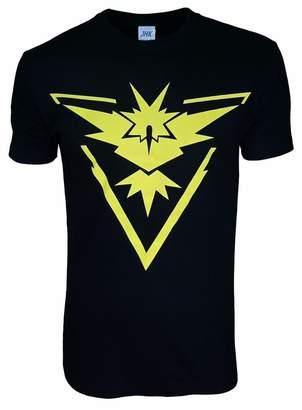 Pokemon Nugawear Go Team Unisex Tee Shirt HD Silk Screen Print