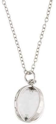 Monica Rich Kosann Quartz 'Carpe Diem' Pendant Necklace