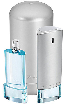 Azzaro Chrome Travel Edition Set