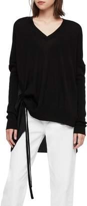 AllSaints Moira V-Neck Sweater