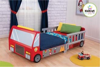 Kid Kraft Fire Truck Toddler