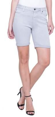 Liverpool Jeans Company Corine Cuffed Denim Shorts