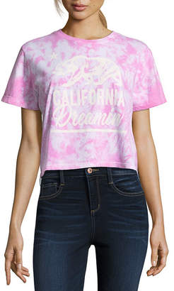 Freeze California Cropped Tee - Junior