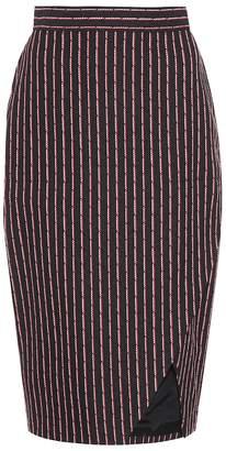 Altuzarra Wilcox stretch-cotton skirt