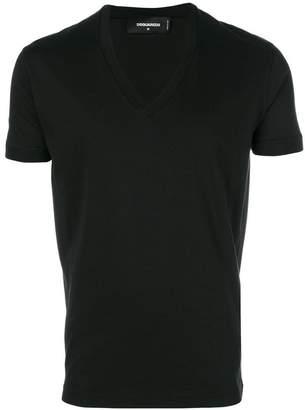 DSQUARED2 basic v neck T-shirt