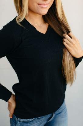Ampersand Avenue Quinn Sweater - Black
