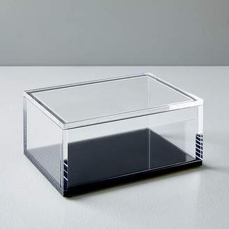 west elm Acrylic Office Accessories - Gray