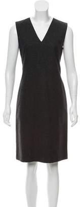agnès b. Wool Sleeveless Dress