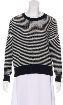 J Brand Knit Striped Sweater