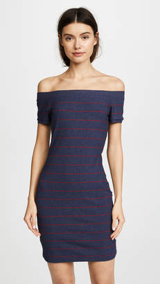 Susana Monaco Francesca Off the Shoulder Dress