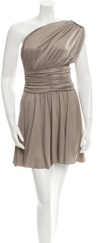 Alexander WangAlexander Wang Ruched Mini Dress