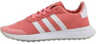 sports shoes 086c6 33df7 adidas Womens Flashback Trainers Tactile RosePearl GreyGum