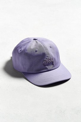 Stussy X UO Tonal Stock Low Hat $35 thestylecure.com