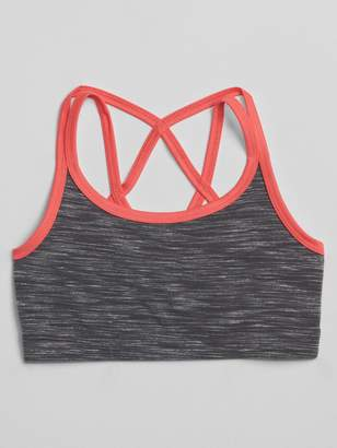 Gap GapFit Kids Strappy Sports Bra
