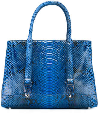 La Perla sheen tote bag