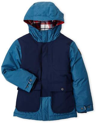 Columbia Boys 8-20) Lost Brook Hooded Jacket