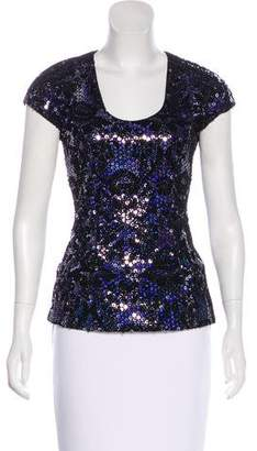 Just Cavalli Embellished Sleeveless Top
