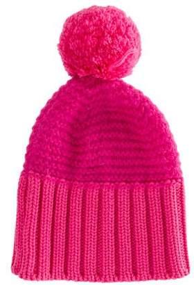1d76aaf2dcb Sonia Rykiel Wool-Blend Pom-Pom Beanie