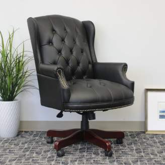 Three Posts Gormley Executive Chair Upholstery