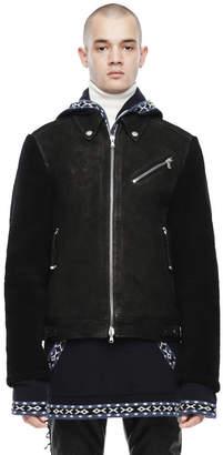 Diesel Black Gold Diesel Leather jackets BGPDU - Black - 50