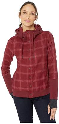 Marmot Stowe Heavyweight Flannel Long Sleeve Shirt