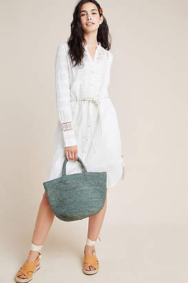 Scotch & Soda Lace Shirtdress
