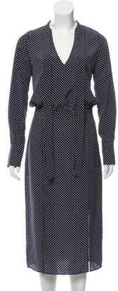 Alexis Long Sleeve Midi Dress